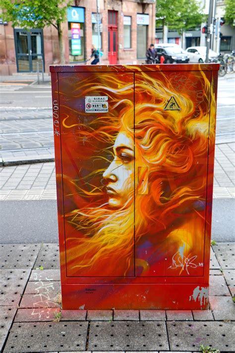 strasbourg france murales pinturas arte