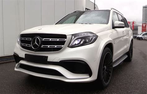 2017 Mercedes Gls 63 Amg by Sights And Sounds 2017 Mercedes Gls63 Amg