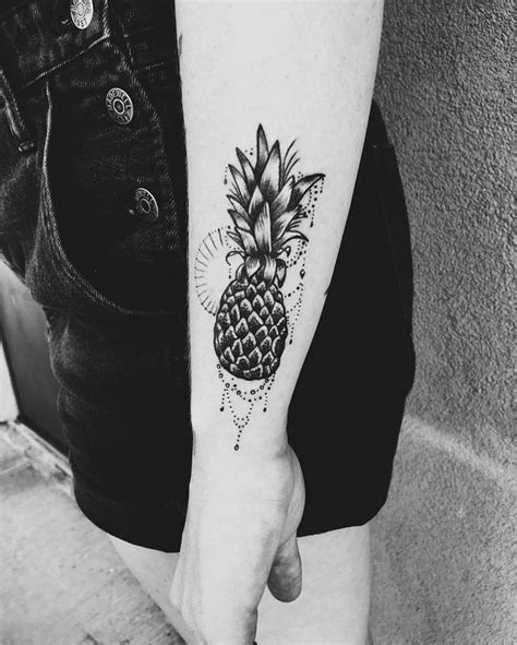 henna tattoo essen pineapple tattoos pineapple