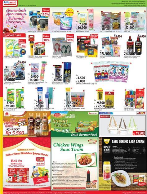 Minyak Goreng 1 Liter Di Alfamart katalog promosi alfamart terbaru periode 01 15 juli 2015