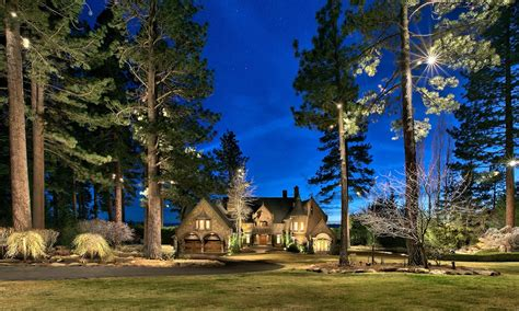 tahoe castle nevada s castle on lake tahoe once priced for 26m