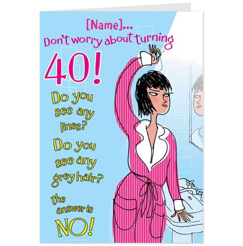 40th Birthday Cards 40th Birthday Ideas 40th Birthday Ideas Not On The High