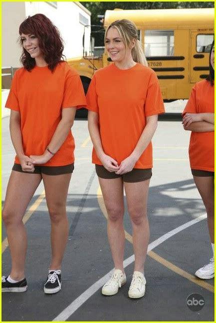 Lindsay Lohan Will Spoil Betty by Televisi 243 N Archivos P 225 446 De 498 Tv Y Espect 225 Culos
