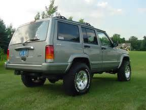 jeep generations technical specifications and