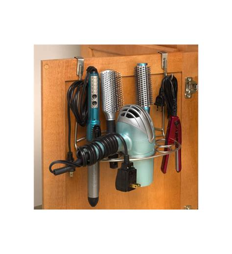 Hair Dryer Rack hair dryer holder multi rack the door in hair dryer