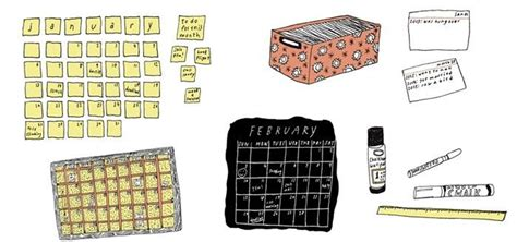how to ideas 5 cool diy calendar ideas for 2013 171 the secret yumiverse
