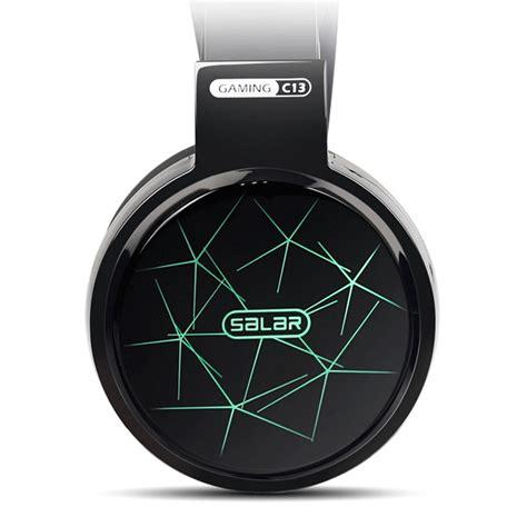 Salar C13 Pro Gaming Headset Rgb Led Ligh salar c13 pro gaming headset rgb led light black jakartanotebook