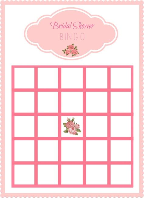 Free Printable Bridal Shower Gift Bingo Cards - free printable bridal shower bingo cards wedding shower cards to