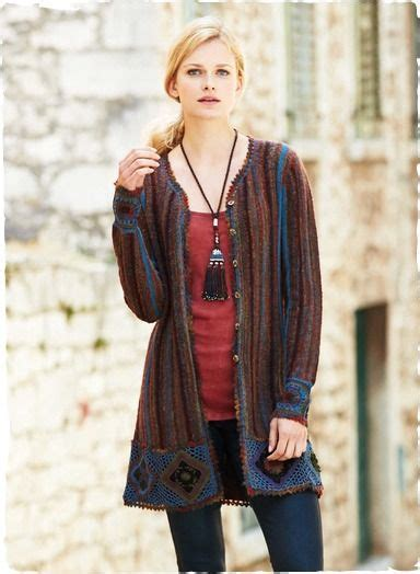 Artist Study Abu Sweater a whimsical study of color and texture our bohemian cardigan is an knit mix of space dyed
