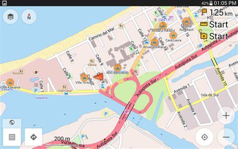 imagenes satelitales y gps mapas actualizados de cuba para navegaci 243 n con