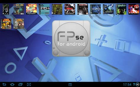 playstation emulator android fpse v 0 11 14 emulator ps1 psx untuk android lengkap bios plugins my