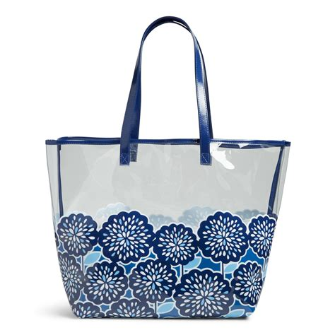 colorful tote bags vera bradley clearly colorful tote bag ebay