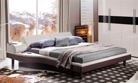 platform bed with built in nightstands platform bed with built in nightstands