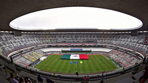 Imágenes Estadio Azteca | el azteca pide apoyo para no ser sancionado marca claro