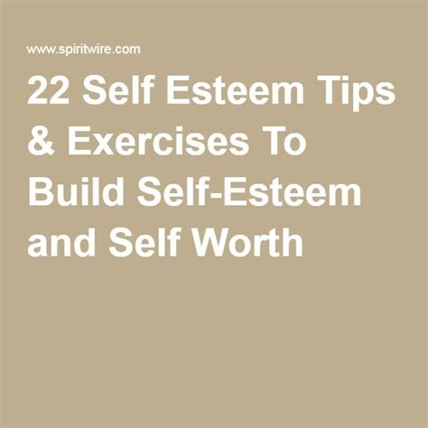 the j2 21 exercises to build confidence uncover your superpowers and find your books 22 self esteem tips exercises to build self esteem and