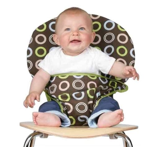 siege nomade bebe totseat chocolate chaise de voyage b 233 b 233