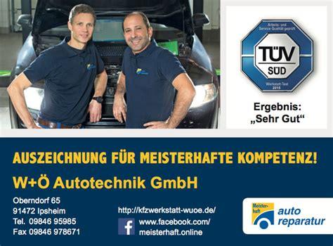 kfz werkstatt test kfz werkstatt w 214 autotechnik in oberndorf