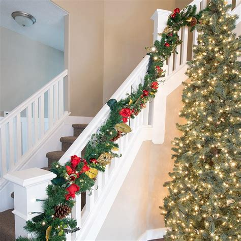 garland hangers for banister garland hangers for banister banister saver garland ties