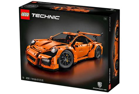 lego porsche lego technic porsche 911 gt3 rs is coming summer 2016