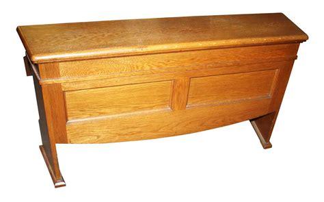 organ benches oak arts crafts organ bench olde good things