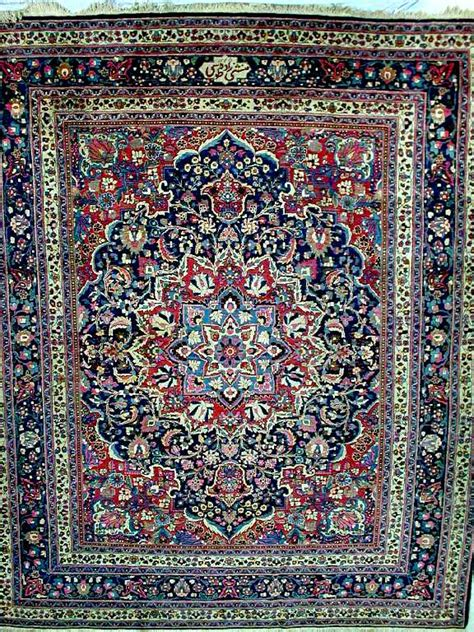 Mashad Rug by Antique Mashhad Rugs Carpets