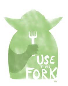 use the fork jedi by denism79 on deviantart