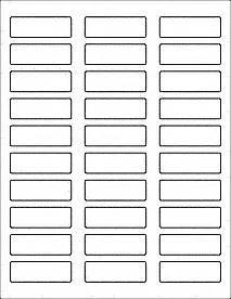 Onlinelabels Templates label templates ol6950 2 25 quot x 0 75 quot labels microsoft word template