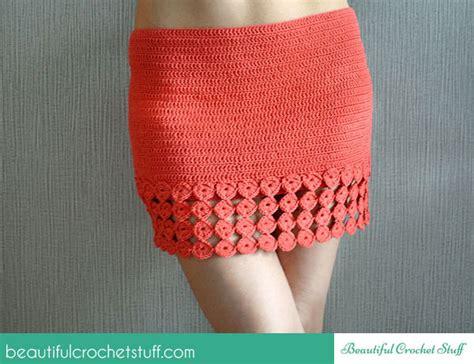 pattern crochet skirt crochet skirt free pattern beautiful crochet stuff