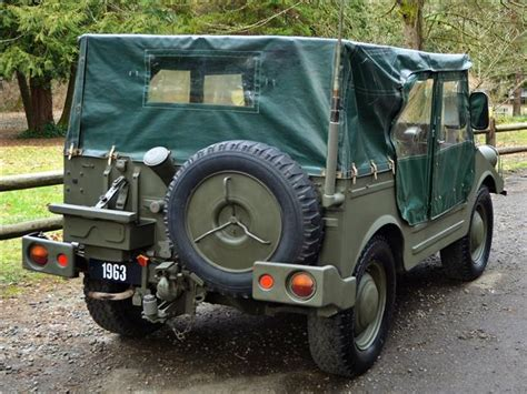 Audi Munga For Sale by Ur Ur Ur Quattro 1963 Dkw Munga German Cars For Sale Blog