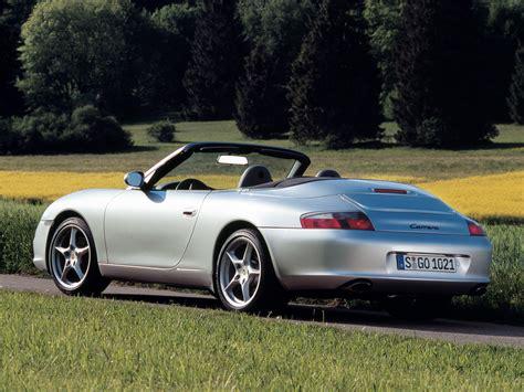 Porsche 996 Carrera Cabrio by Porsche 911 Carrera Cabriolet 996 2001 04
