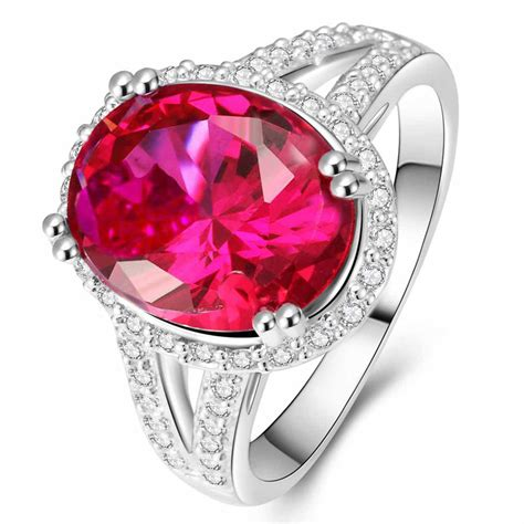 compare prices on ruby ring silver shopping buy