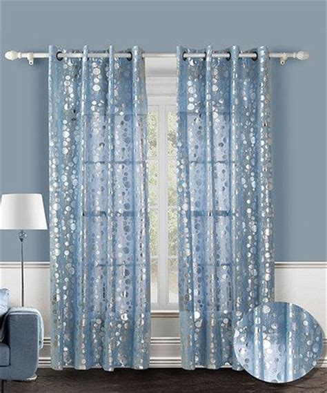 silver and blue curtains home design home and spotlight on pinterest
