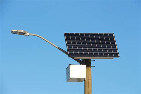 solar panel for lights commercial solar lighting solutions dx3 solar