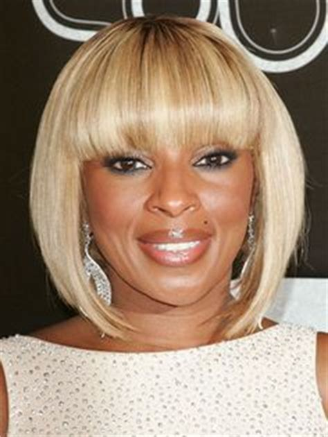 long bobs mary j blige mary j blige long layered hairstyle hair pinterest