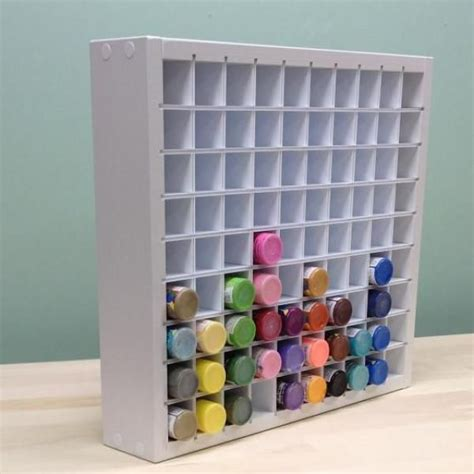 acrylic paint keeper 1000 ideas about acrylic paint storage on