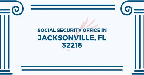 social security office in jacksonville florida 32218