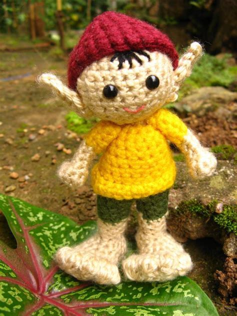 amigurumi elf pattern amigurumi crochet a little elf by hubbysbebu craftsy