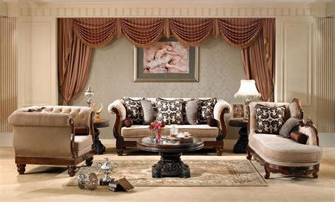 luxury living room set luxurious traditional style formal living room set hd 462