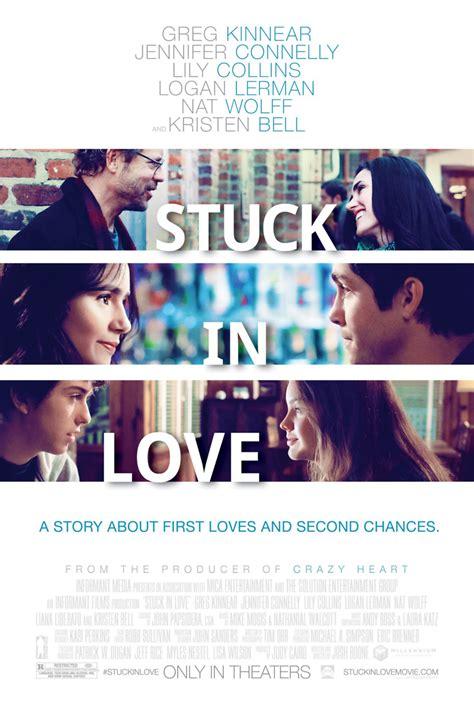 film love poster stuck in love dvd release date october 8 2013