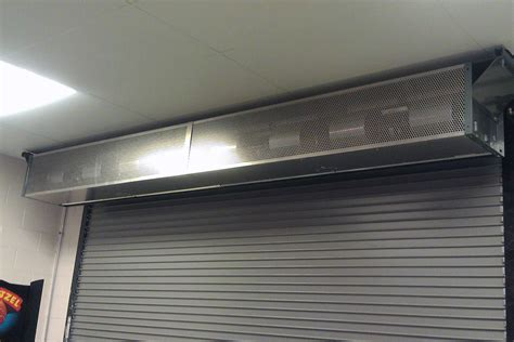 air curtain industrial direct drive 12 berner