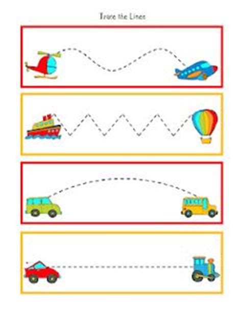 printable tracing for 3 year olds 6 best images of printable 3 year old activities
