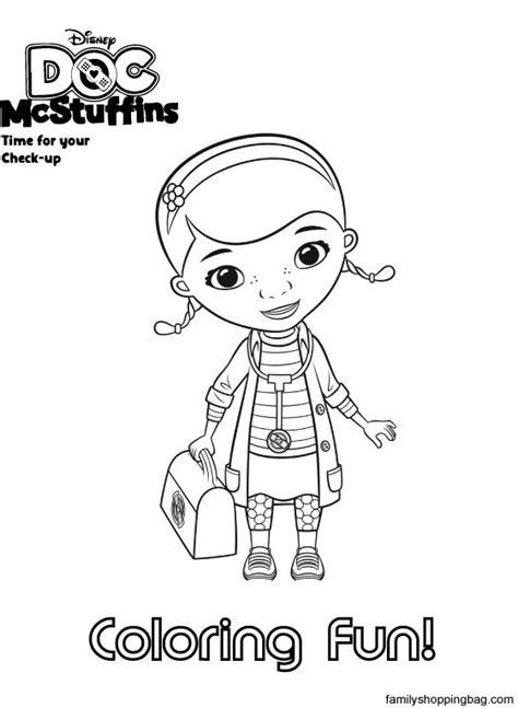 doc mcstuffins birthday coloring pages doc mcstuffins coloring page compassion gift ideas