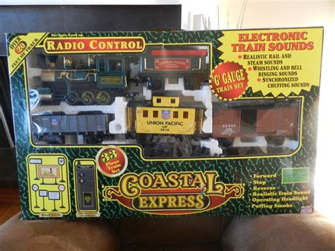 coastal express train set saanich victoria