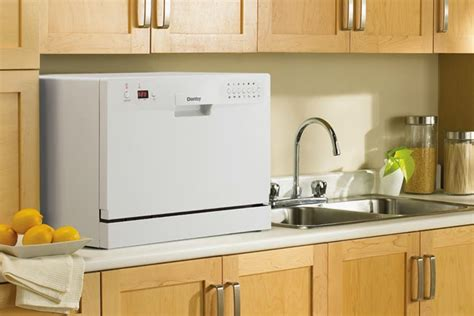 Danby Ddw611wled Countertop Dishwasher White by Danby Portable Dishwasher White Reviews Quot Ddw1899wp 1