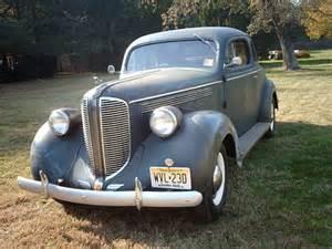 wheels 1938 dodge business coupe is a survivor nj