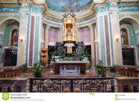 Exceptional Church Furniture For Free #1: Black-madonna-church-sicily-12769086.jpg