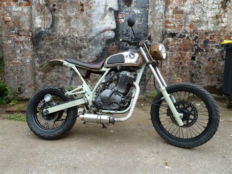 Motorrad Chopper 650 by Suzuki Dr 650 Tracker Bobber Flat Tracker Custom