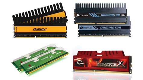 which ram is best for pc memory buyer s guide the best ram for your pc gizmodo