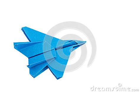 Origami F 15 - origami f 15 eagle jet fighter airplane royalty free stock