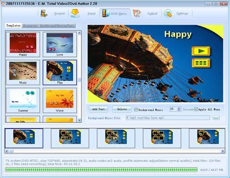 powerdirector dvd menu templates dvd menu templates free
